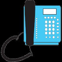Phone logo for DentalConnect.