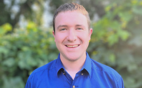 Portrait of Jaden Hardy - IT Manager
